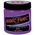 Manic Panic ~ Semi-Permanent Hair Dye ~ Lie Locks