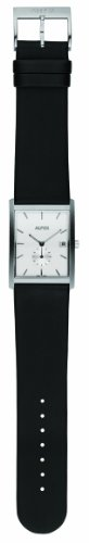 Alfex men's Quartz Watch Analogue Display and Leather Strap 5579_005
