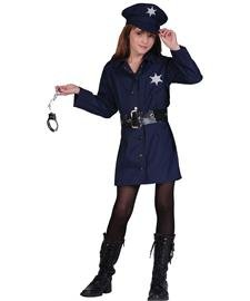 RG Costumes In The Line of Duty, Child Medium/Size 8-10