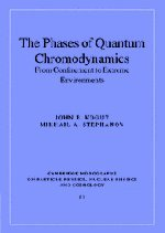 The Phases of Quantum Chromodynamics: From Confinement to Extreme Environments (Cambridge Monographs on Particle Physics