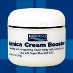 Arnica Cream Booster 2 Oz Jar