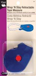 Dritz Wrap N Stay Retractable Tape Measure 60