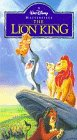 The Lion King (A Walt Disney Masterpiece)  [VHS]