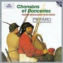 Chansons Et Danceries/French