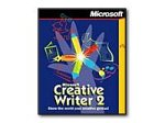 MICROSOFT 265-00018 WORLD WIDE FULFILLMENT CREATIVE WRITER 2.0 W