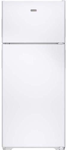 """Hps18Bthww 28"""" Wide 18.1 Cu. Ft. Top-Freezer front-448947"""