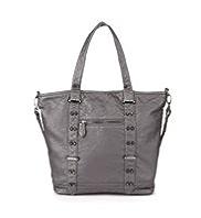 Limited Edition Studded Shopper Bag
