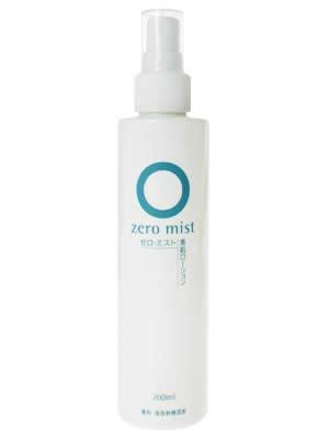 ゼロ・ミスト 200ml 超・超酸性が主成分のミストローション 有害な添加物ゼロ 電解水ミスト ゼロミスト