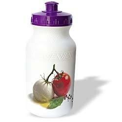 Florene Food and Beverage - Photo Of Tomato n Mozzarella Ball.jpg - Water Bottles
