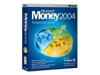Money Financial Suite 2004 inc. TaxSaver Deluxe