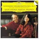 Schumann : Sonates pour violon et piano n� 1 et 2