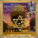 Songs of Solomon, Vol. 1 - Music for the Sabbath