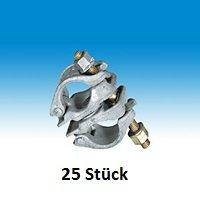 25-Stk-Gerstkupplung-Drehkupplung-Stahl-SW-22-fr-Verbindung-4848mm-mit-Prfzeichen