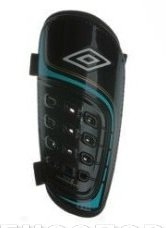 UMBRO Neo Shield SLIP shin pads SMALL (3ft 11