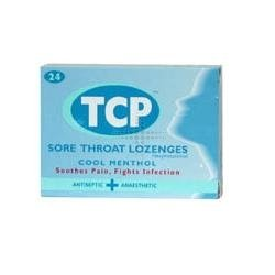 TCP Sore Throat Lozenges Menthol [Personal Care]