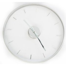 World Friendly World Floating Dial Wall Clock