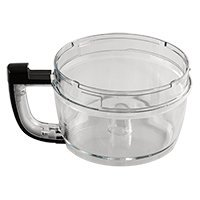 KitchenAid 8212044 Work Bowl with Handle, Black (Kitchenaid Work Bowl compare prices)