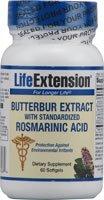 Life Extension - Butterbur Allergy, 60 softgels