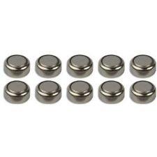 qjc lot de 10 piles bouton alcaline pour montres ag13 g13. Black Bedroom Furniture Sets. Home Design Ideas