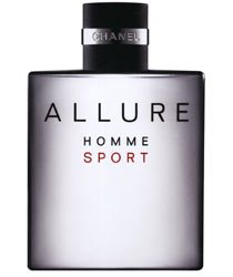 Allure Sport FOR MEN by Chanel - 3.4 oz EDT Spray
