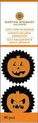 Bulk Buy: Martha Stewart Mini Cupcake Wrappers 96/Pkg Classic Halloween (3-Pack)