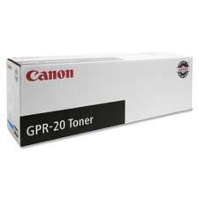 Canon CNMGPR20Y Copier Toner- for Imagerunner C4580- Yellow