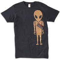 Alien Workshop Dyrdek Soldier T-Shirt - Men's ( sz. L, Black )