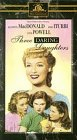 Three Daring Daughters [VHS]