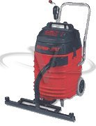 Pullman Evac-Ii Shop Vacuum With 30 Squeegee