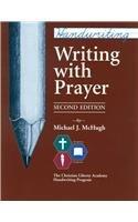 Writing With Prayer (Handwriting)