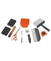 13 Piece Complete Wallpaper Hanging Preparation Tool Kit Set from Photowall Shop