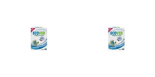 (2 PACK) - Ecover Non Bio Washing Powder - Fragrance Free | 750g | 2 PACK - SUPER SAVER - SAVE MONEY