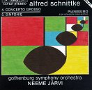 Schnittke: Symphony No5; Pianissimo