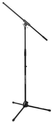 Ultimate Support Jsmcfb100 Tripod Mic Stand With Fixed-Length Boom