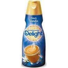 International Delight French Vanilla Coffee Creamer, 16 Fluid Ounce -- 6 per case.