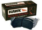 Hawk Racing Brake Pad Bmw E30,16 Mm-Blue 9012 Hb195E.640