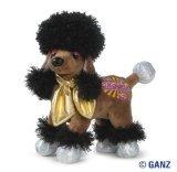 "Webkinz Rockerz Poodle 8.5"" Plush - 1"