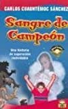 Sangre de Campeon (Spanish Edition) [Paperback]