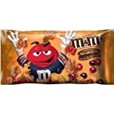 M&Ms Fall Colors Milk Chocolate Candy, Perfect for Halloween 12.60-Ounce (Pack of 4)