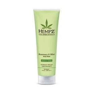 Hempz: Rosemary & Mint Herbal Bath Gel, 9 oz 9 Ounce Bath