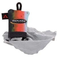 "Alpine Innovations Spudz The Most Convenient Micro-Fiber Cleaning Cloth, Standard 6X6"", Rainbow"