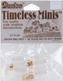 Timeless Miniatures-Spice Bottles 4/Pkg