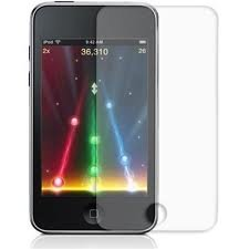 LCD Screen Protector for IPOD Touch 2 - Set of 2 LCD Screen Protectors