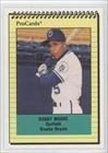 Bobby Moore Robert Moore (Baseball Card) 1991 Omaha Royals ProCards #1047 by Omaha Royals ProCards
