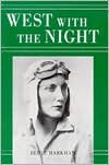 img - for West with the Night by Beryl Markham book / textbook / text book