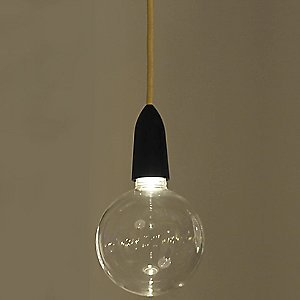 nud led clear pendant by nud collection. Black Bedroom Furniture Sets. Home Design Ideas