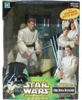 Star Wars: Power of the Jedi Mega Action Obi-Wan Kenobi action figure