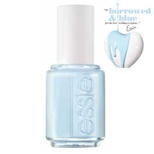エッシー essie 746ーBorrowed & Blue2011ウエディングコレクション