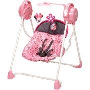 Disney Sway 'N Play Swing, Sweet Minnie front-993968
