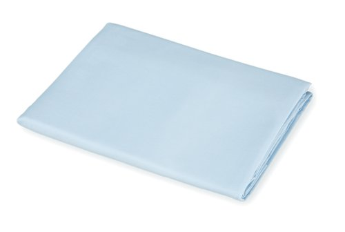 Imagen de American Baby Compañía Jersey Knit Porta-Crib Sheet, Azul
